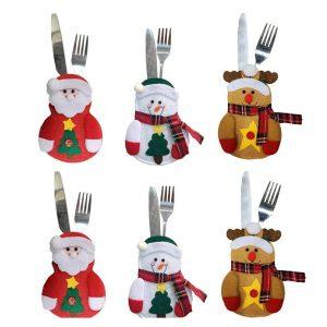 decoracion mesas de navidad