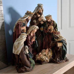 nacimiento belen navidad