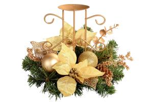 comprar centro de mesa navideño