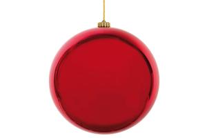 bola navidad grande