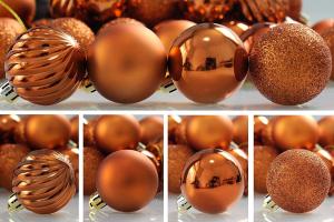esferas de navidad hechas en casa