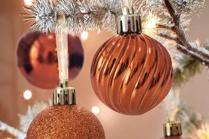 bolas de navidad png