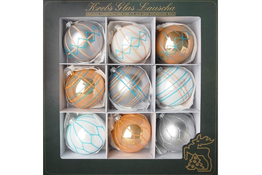 bola de cristal navidad