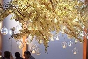 bolitas de cristal decorativas