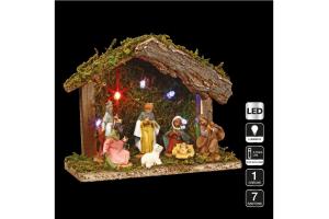 misterio belen navidad grande