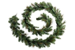 guirnalda navidad por metros