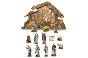 nacimiento completo de navidad precio