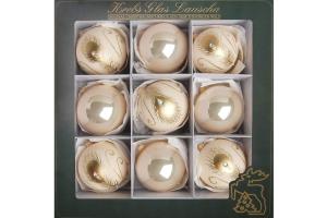 bolas de cristal navidad