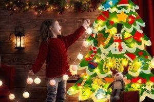 arbol navidad infantil