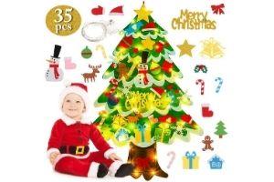 arbol de navidad niños