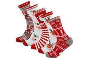 navidad calcetines