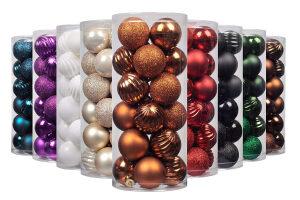 esferas navidad transparentes