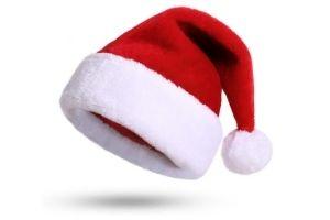 gorrito navidad