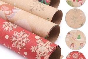 papel de regalo navidad