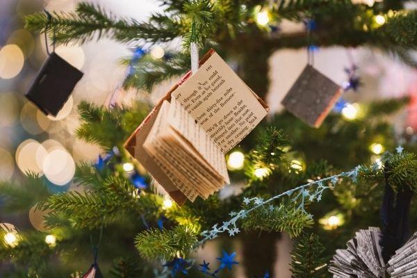 decorar escaparate navidad