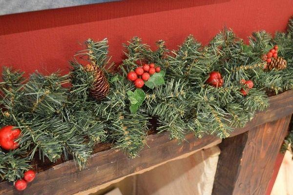 decoracion escaparates de navidad