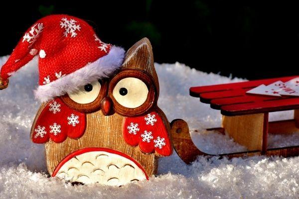 decoracion escaparates navidad