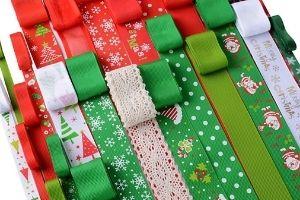 cinta para adornar arbol de navidad